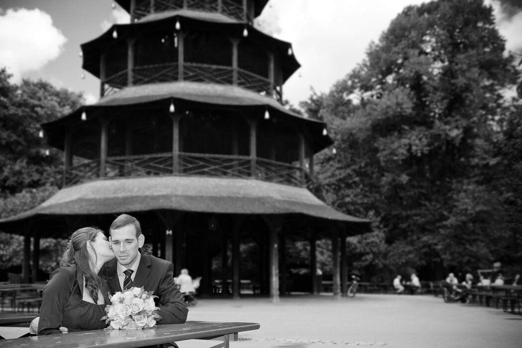 Reinhard Michel Hochzeitsfotograf München