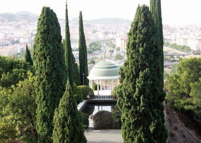 Jardín Botánico de Málaga - La Concepción