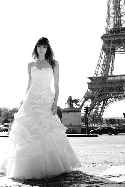 Beispiel: Ihr perfektes Kleid, Foto: Meister Couture.