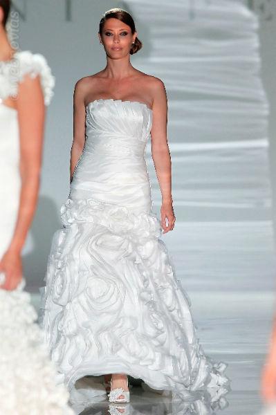 La novia según Sonia Peña