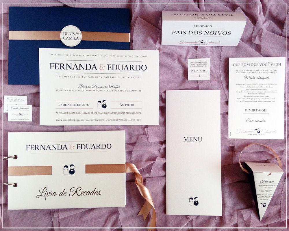 Identidade Visual Casamento | Giselle Branco