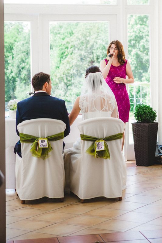 Hochzeitssängerin Franziska Augustin