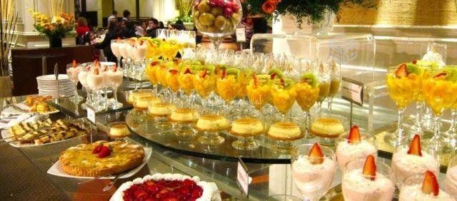 Gourmet banquetería
