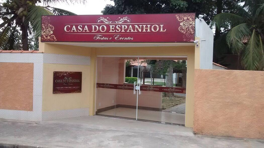 Casa do Espanhol Festas e Eventos