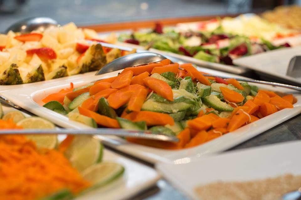Banquetes Holiday Inn Mérida