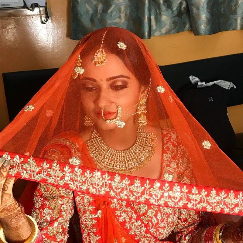 Tanvi Kochar makeup & Hair