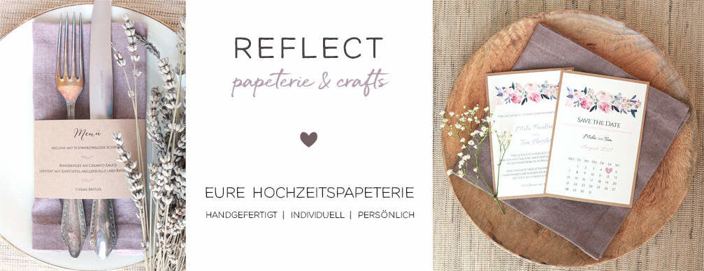 reflect papeterie & crafts