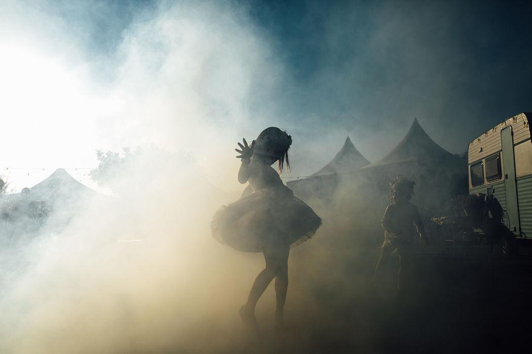 Bailar Descalzos