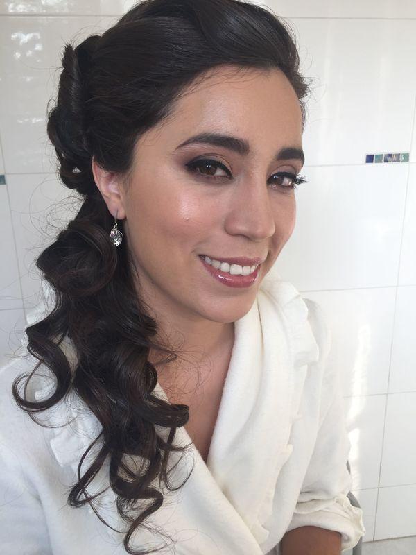 Cami-makeup