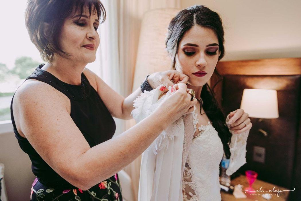 Tata Cardona Makeup