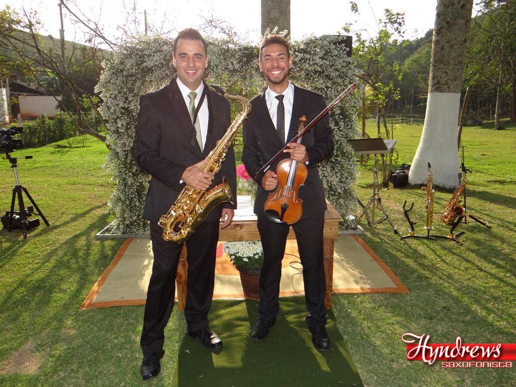 Hyndrews Saxofonista