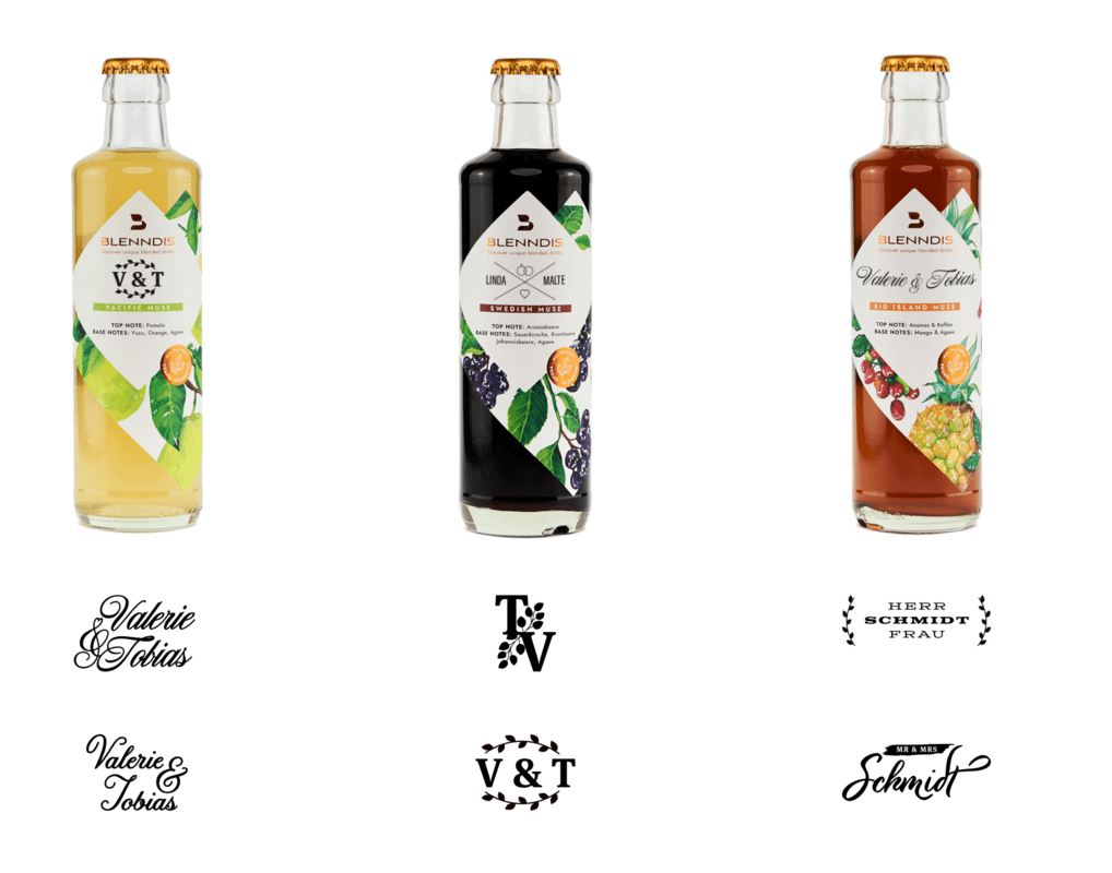 Blenndis Cocktails