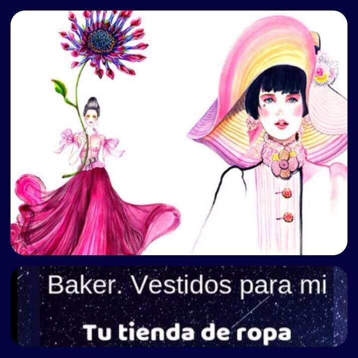 Baker. Vestidos para mi