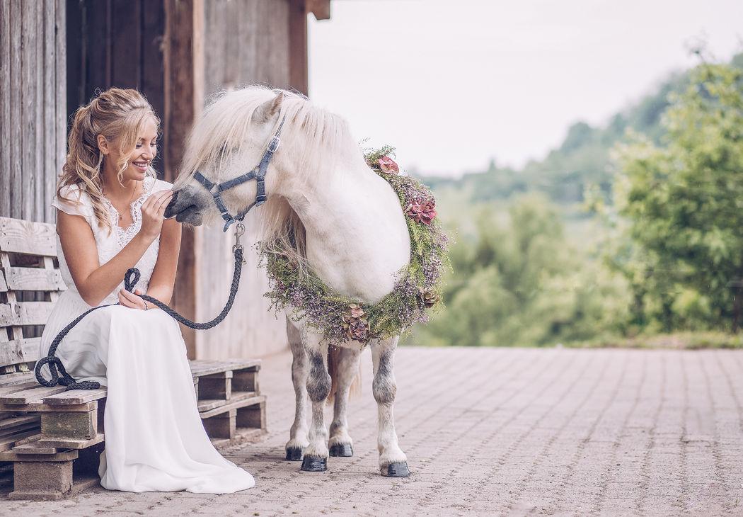 jeune mariée - Brautatelier Saarlouis