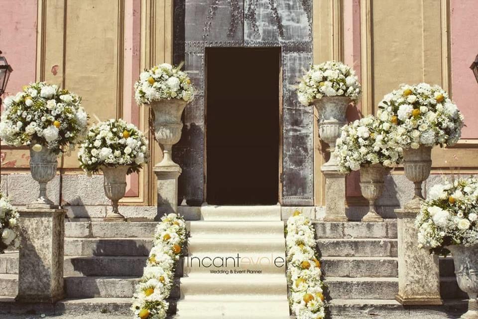 Incantevole di Stefano Miranda Wedding & Event PLlanner
