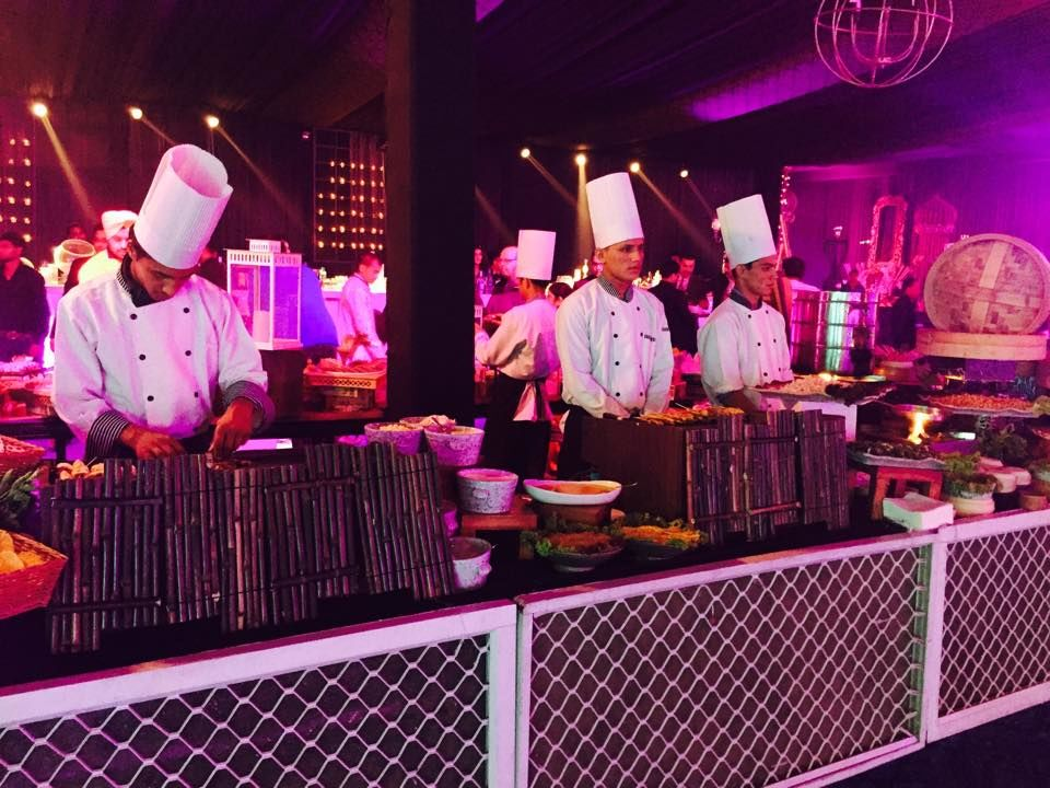 Aurah Outdoor Caterers