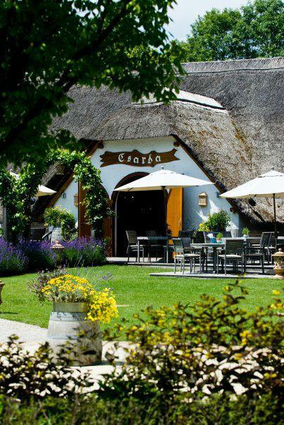 Beispiel: Scheune, Foto: Hotel Vila Vita Pannonia.