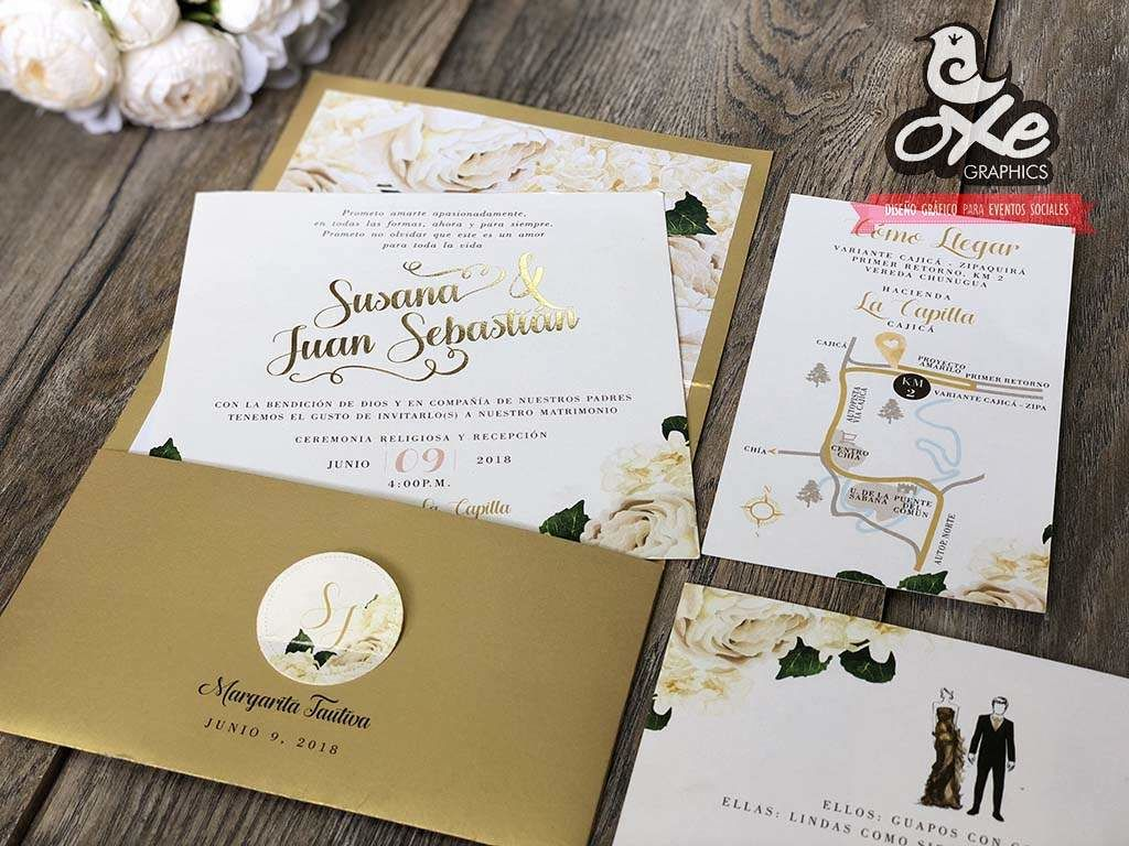 Oxe Graphics - Invitaciones