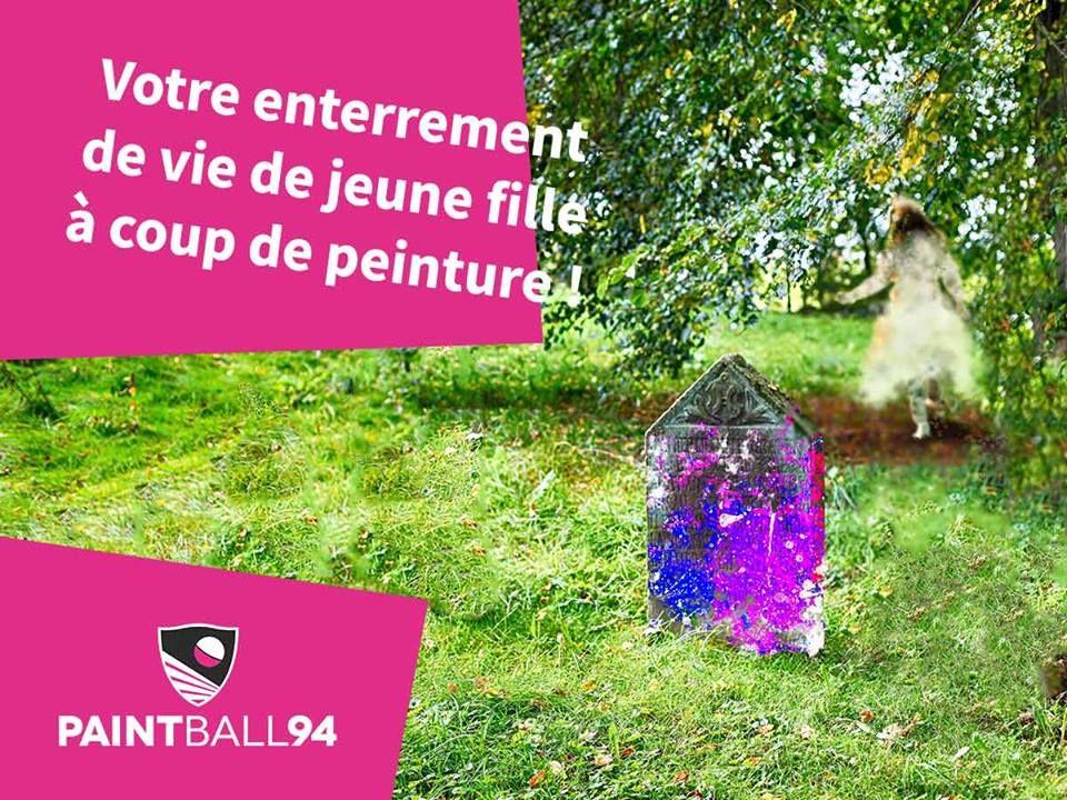 Paintball 94 - EVJF / EVG