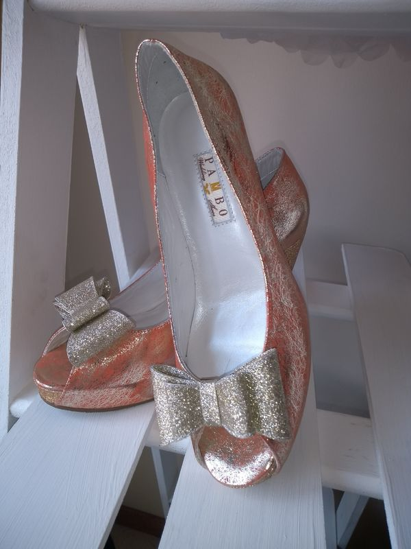 Pambo Wedding Shoes