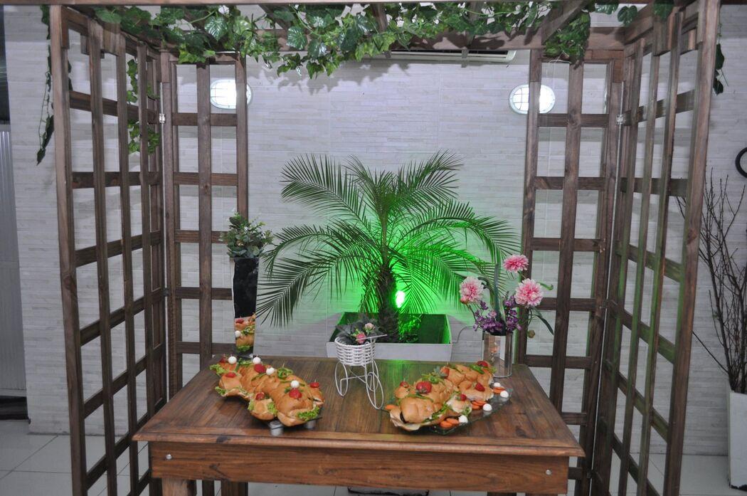 Salão de Festas Amazonas