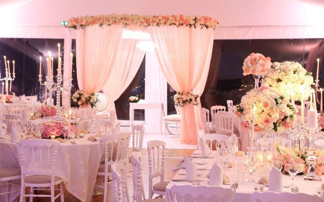 Wedding Deco Box - Fleurs