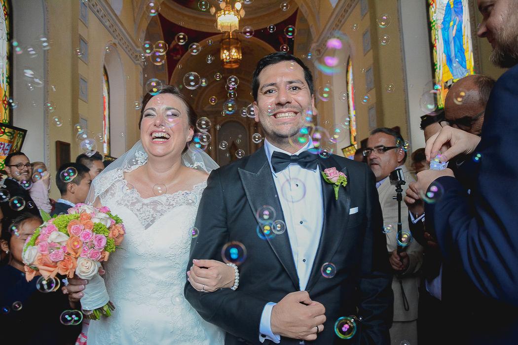 Wedding day - misa