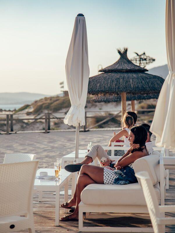 El Chiringuito Tarifa - Lounge Beach Restaurant
