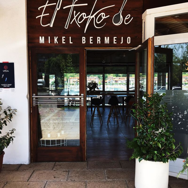 El Txoko de Mikel Bermejo