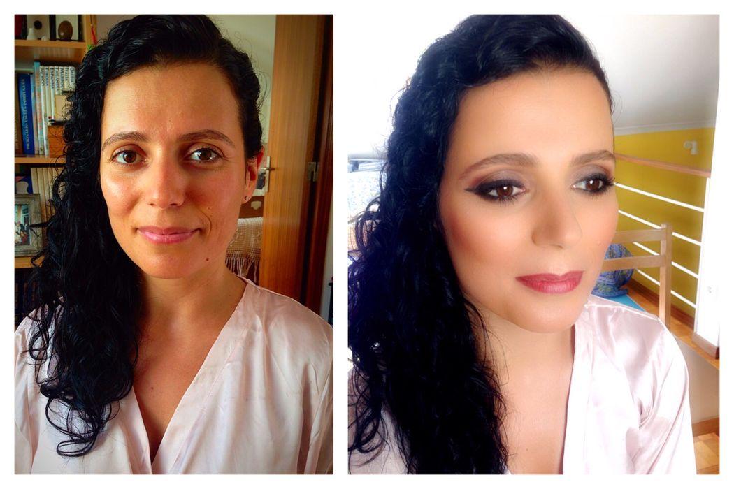 Marta Sousa Silva - Maquilhagem Profissional