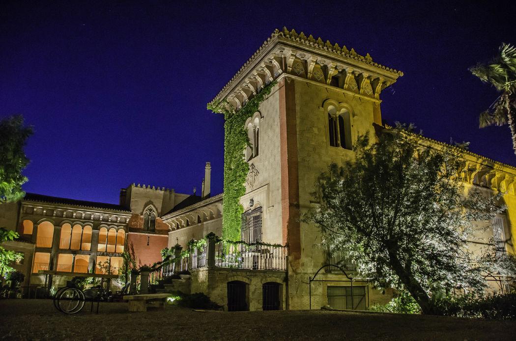 Finca Palacio de los Duques de Villahermosa