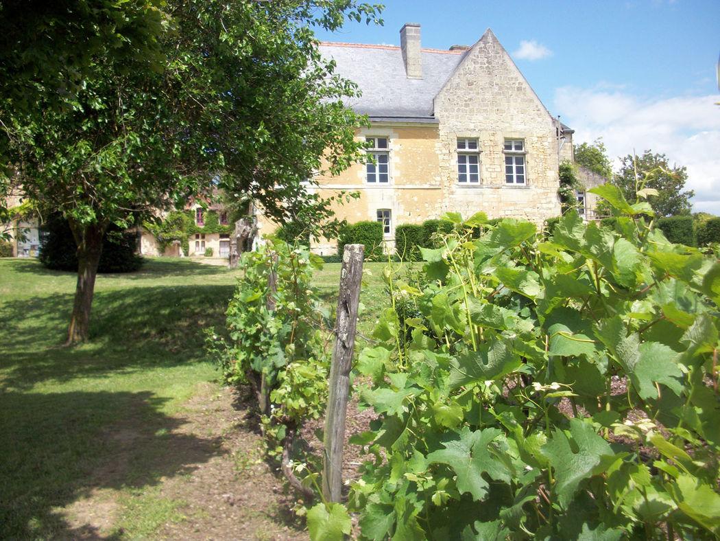l'Abbaye de Seuilly