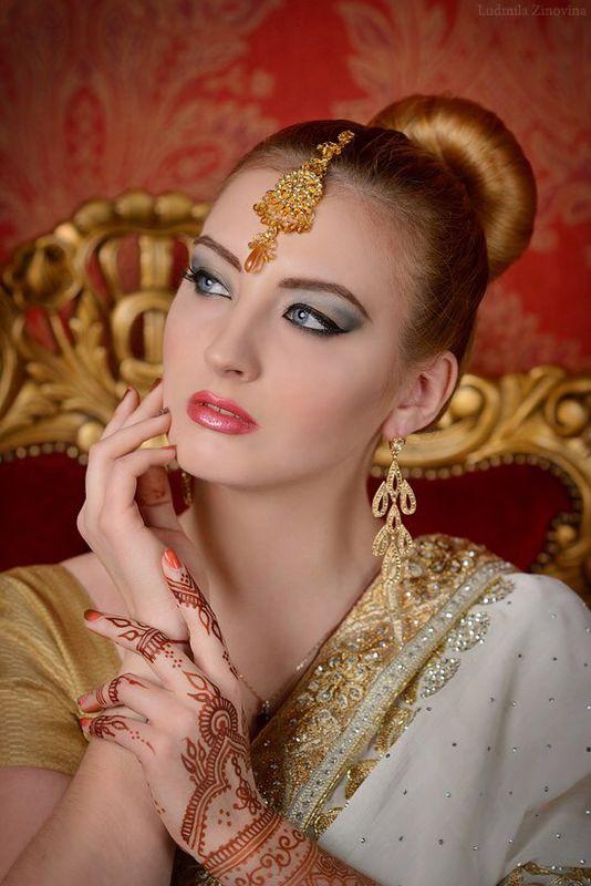 Мехенди для невесты - Анастасия Оуэл