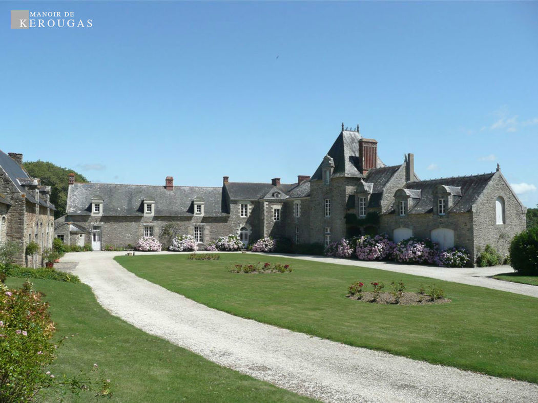 Manoir de Kerougas