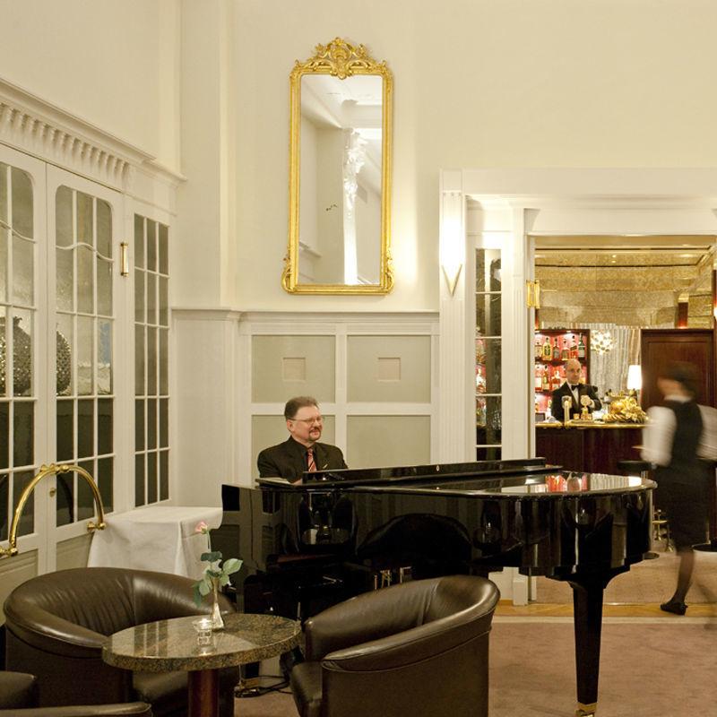 Beispiel: Service und Ambiente, Foto: Cresta Palace.