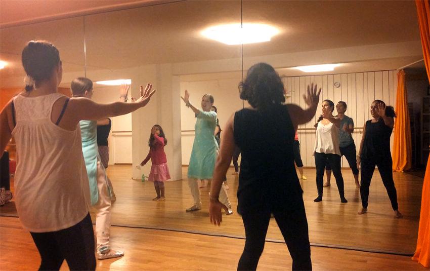 Tanz-Plauschkurse für Frauen-Polterabende