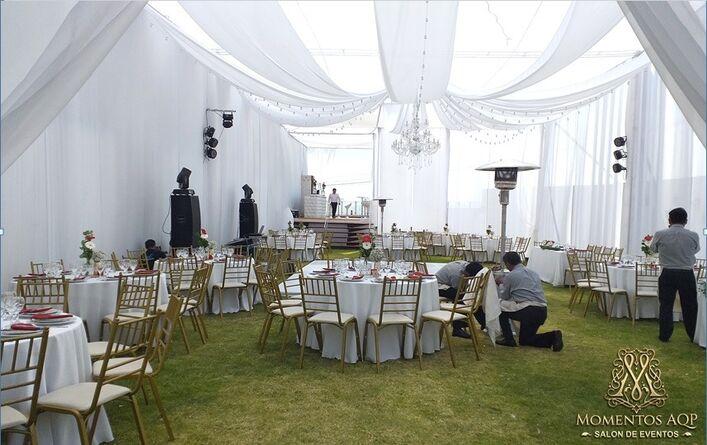 Momentos AQP Salón De Eventos y Catering