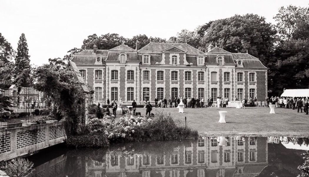Vue du Château de la Louve Blanche