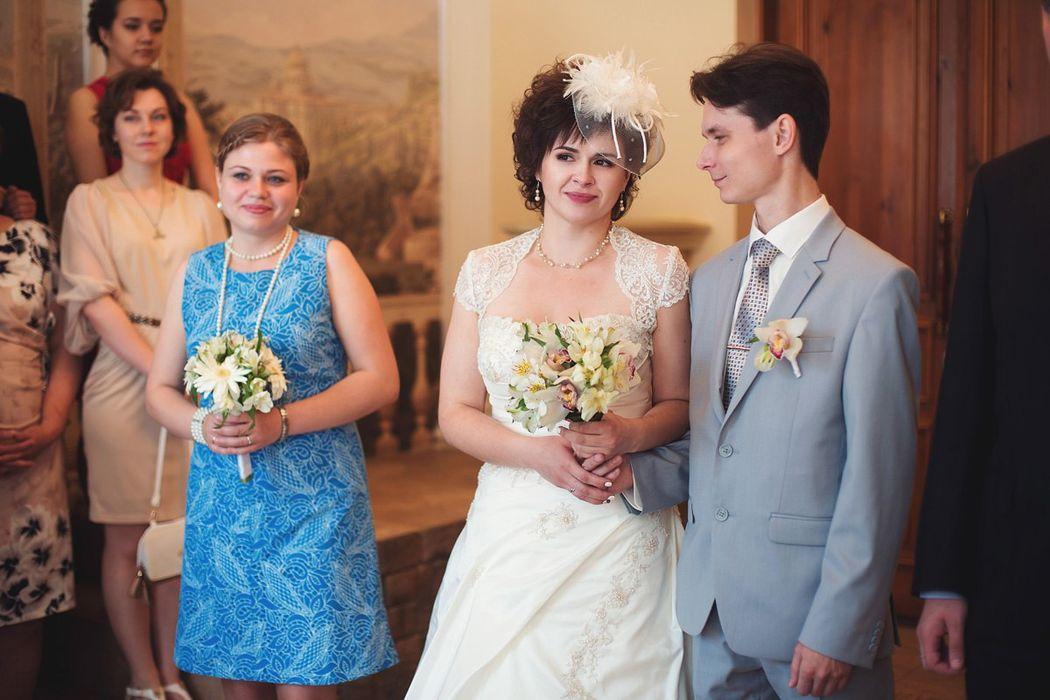 макияж для невесты Катюши фотограф - Ольга Галянт