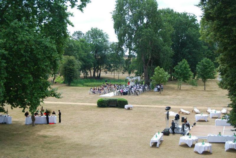 Mariage au Château | Haras de la Potardière
