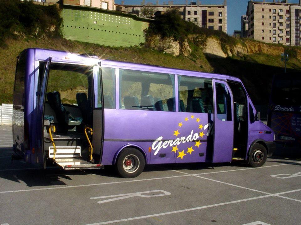 Autocares Gerardo Mayo