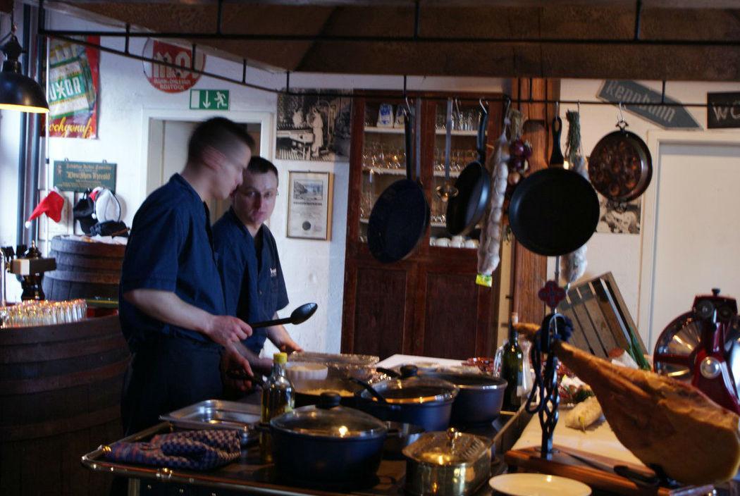 Beispiel: Küchenchefs, Foto: Lokschuppen.