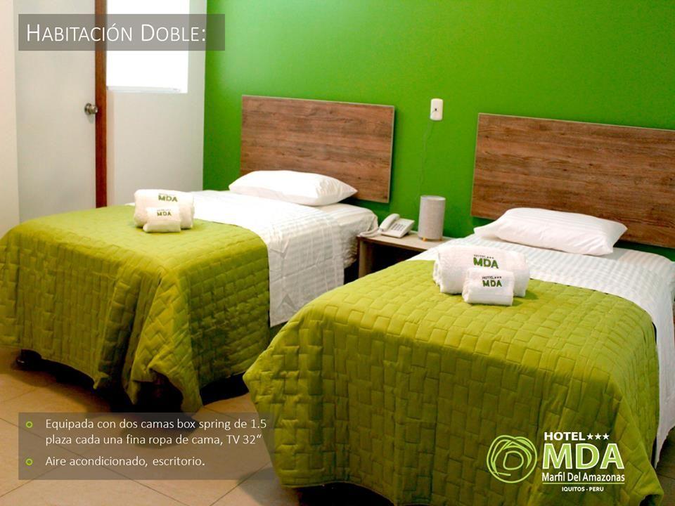 Hotel MDA Marfil del Amazonas