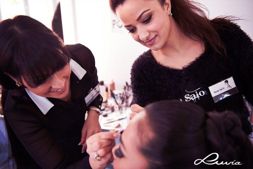 Farah Salon Brautstyling