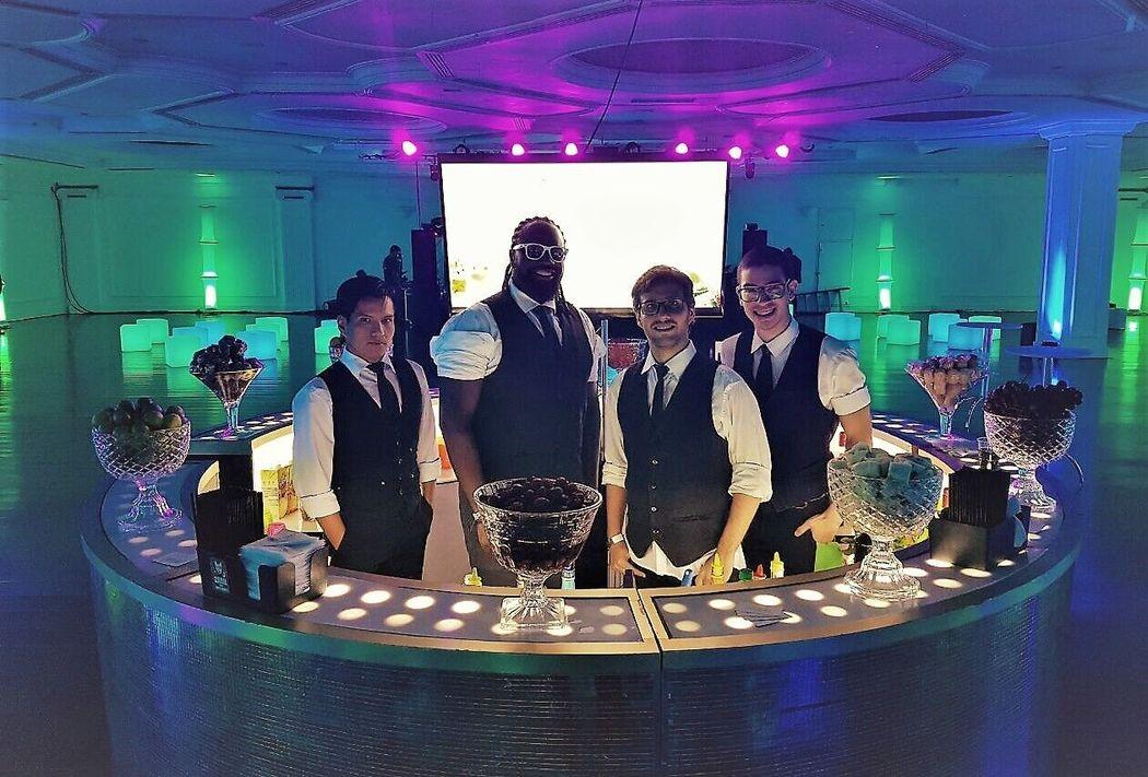 Hebraica - Cia do Rizzo Bartenders