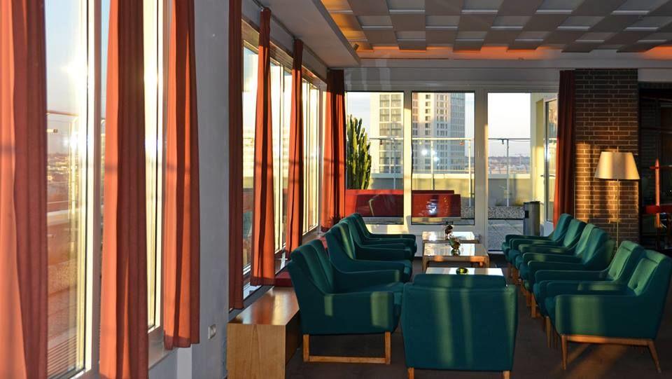 Pan Am Lounge