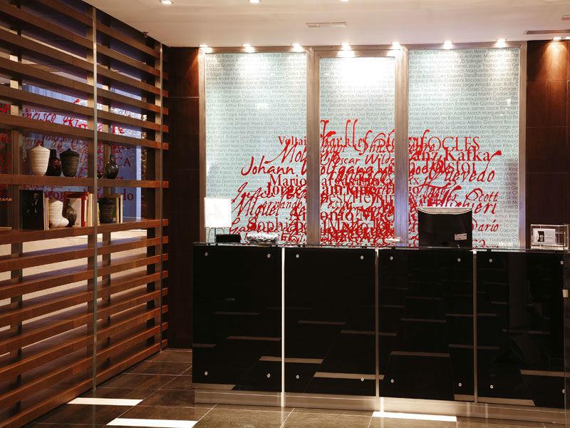 Hotel Eurostars das Letras