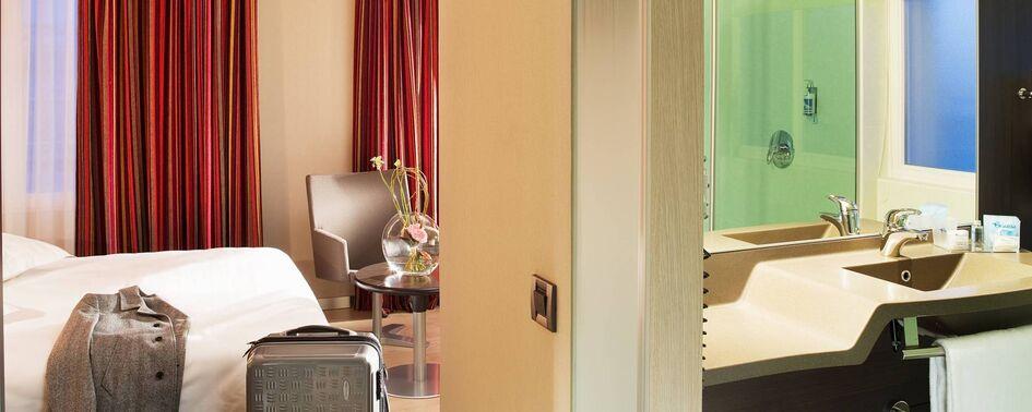 Hôtel Oceania Brest Centre****
