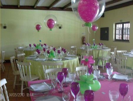 Balonies - Ideias com Balões