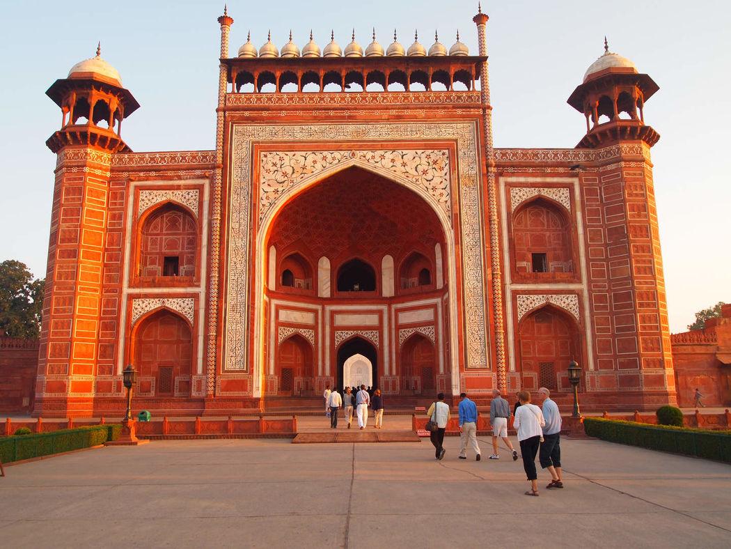 Monuments India Tours